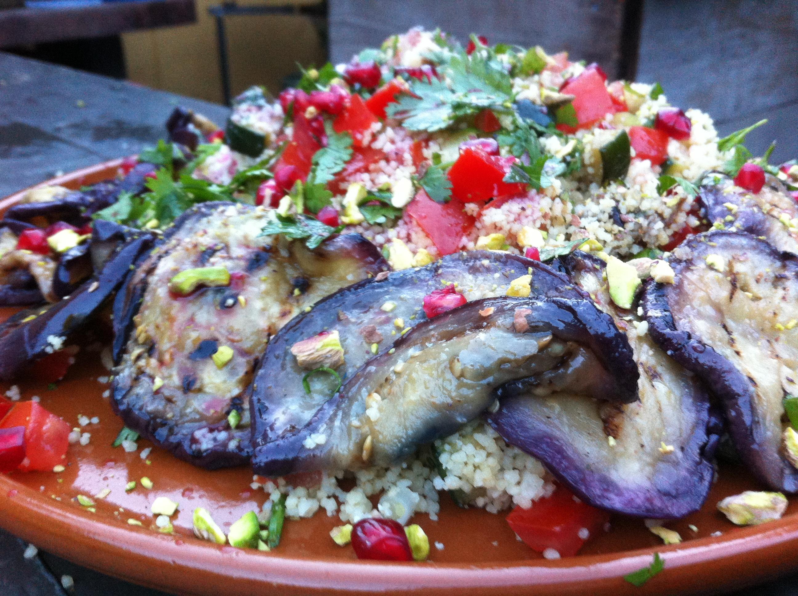 Overheerlijke couscous salade