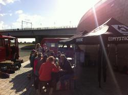 Tapas aan de Waal Nijmegen