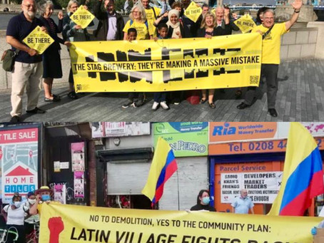 Some good news for London's community campaigners