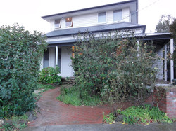 Westgarth front - before