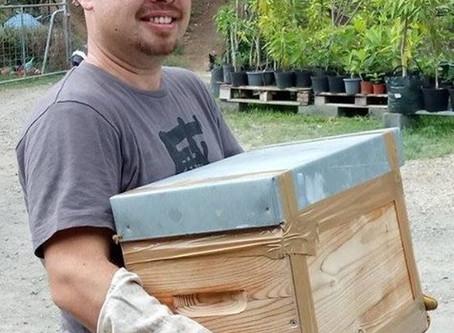 養蜂家フレデリック・シャトラン