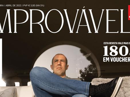 Revista Improvável, JÁ NAS BANCAS!