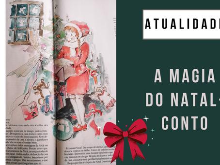 A Magia do Natal- Conto de Leda Pestana