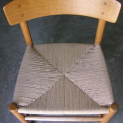 כסא אוכל משנות ה-50