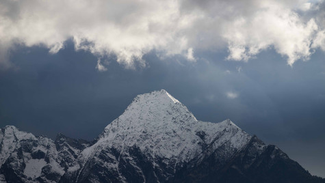 Moody peaks - Austria