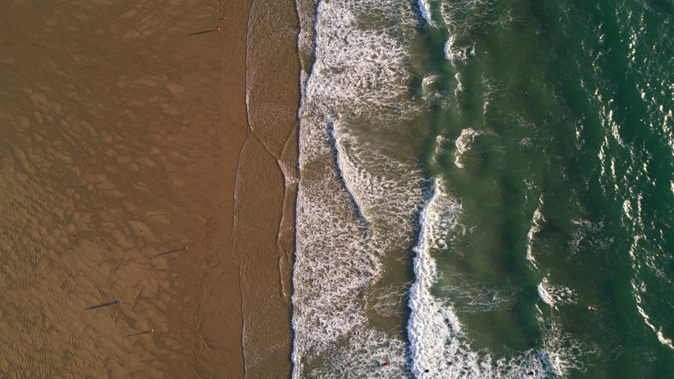 Low tide views - Porthtowan