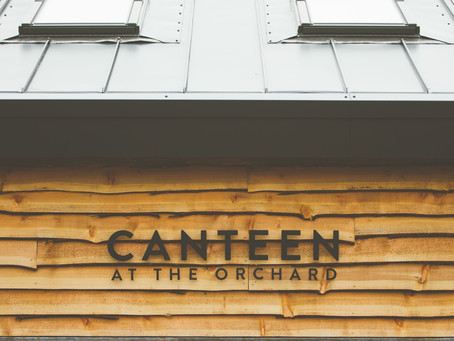 Canteen at the Orchard