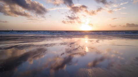 Sunset views - Perranporth