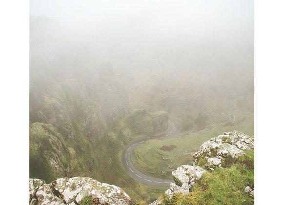 Cheddar Gorge - A3 Print