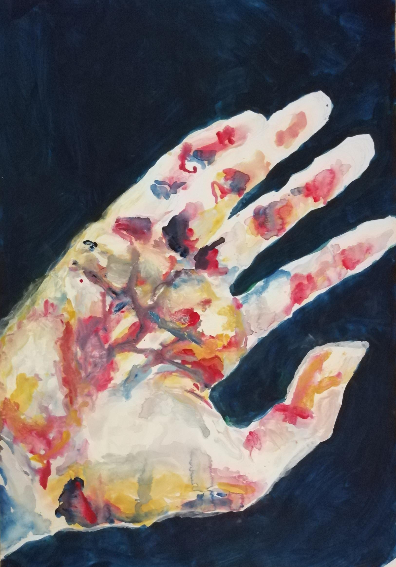 Studie - Hand