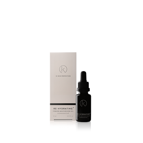RE-HYDRATING FIRMING MOISTURIZING OIL