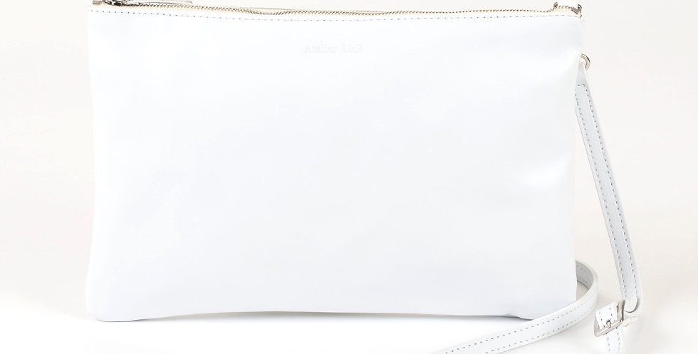 Medium Bag White