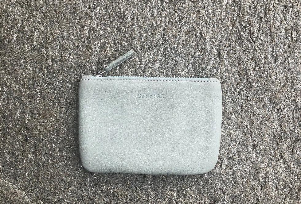 small wallet greengrey