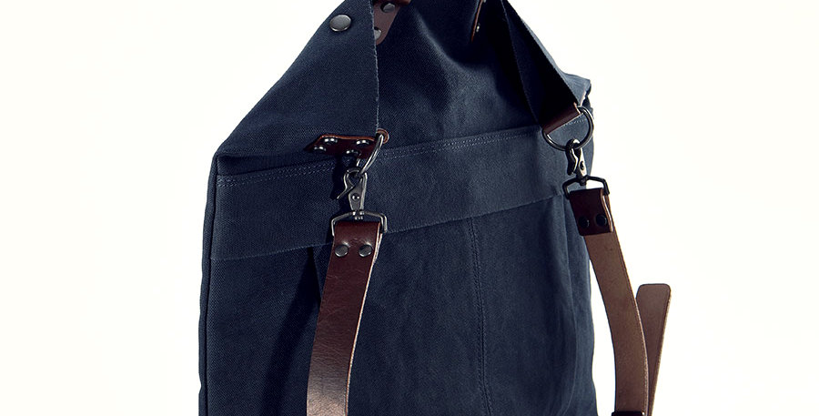 Baggy Port KBS Bag dark blue / brown