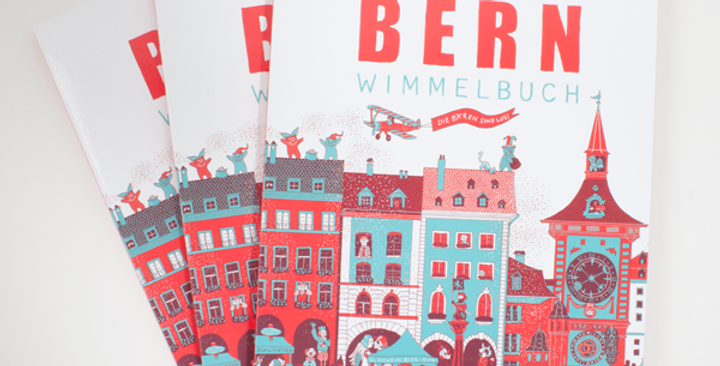 Wimmelbuch Bern