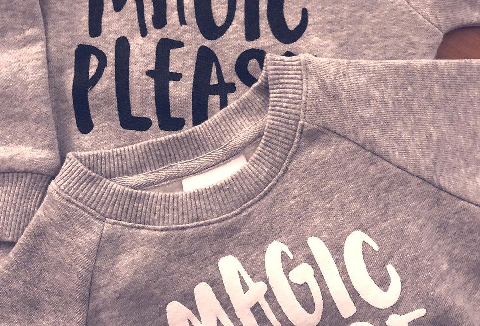 Kids Pullover Magic Please