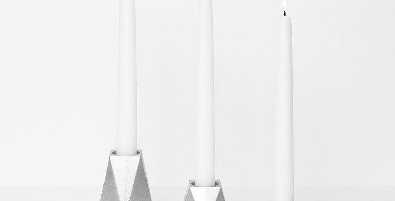 Kerzenständer Karat Silber