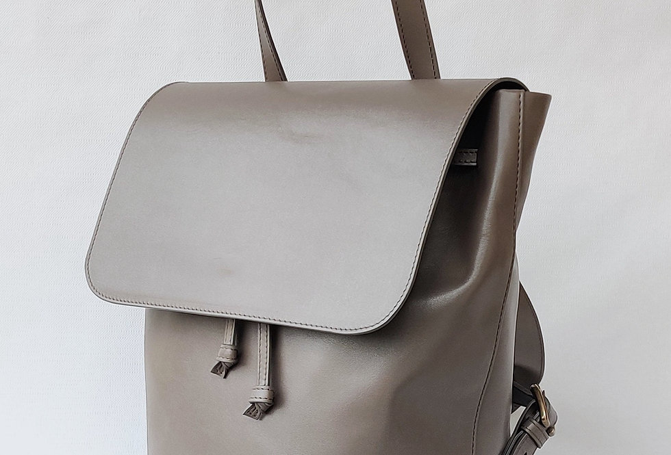 Backpack Dark Taupe Atelier SR