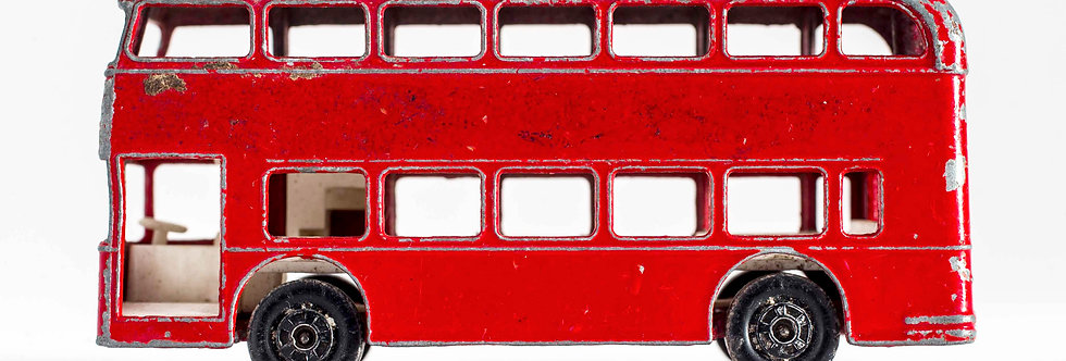 Fotografie London Bus small