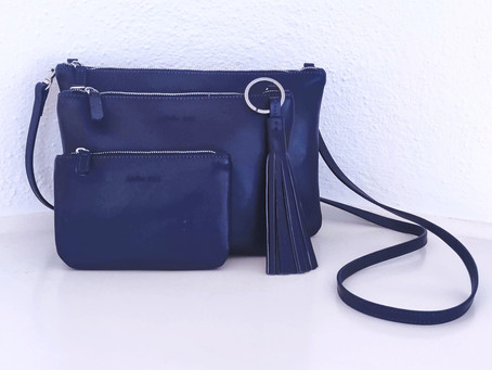 Limited edition - Blue Bags
