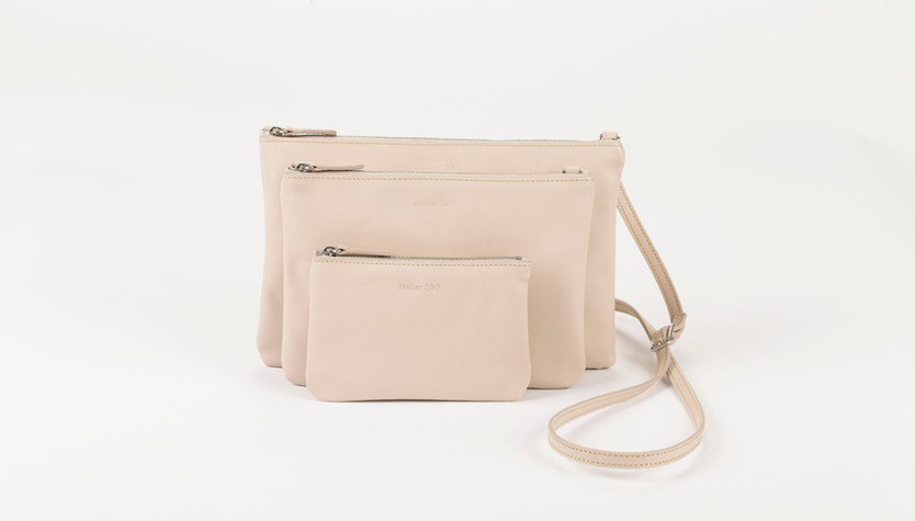 Medium Bag - Little Bag - Small Wallet