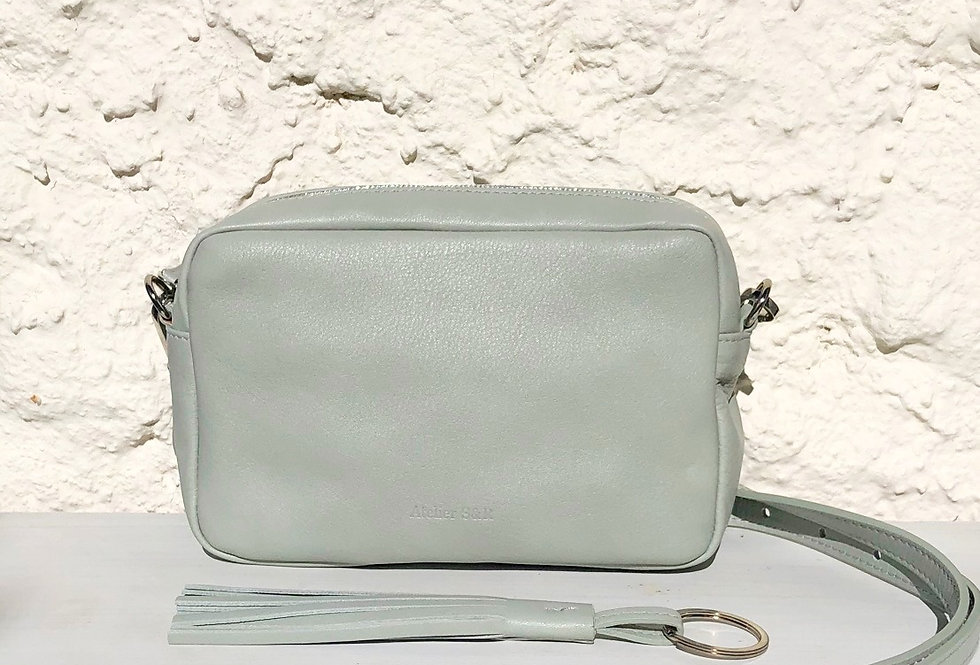 New Pouch Green Grey