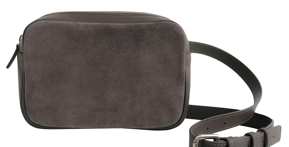 Pouch Taupe Atelier SR