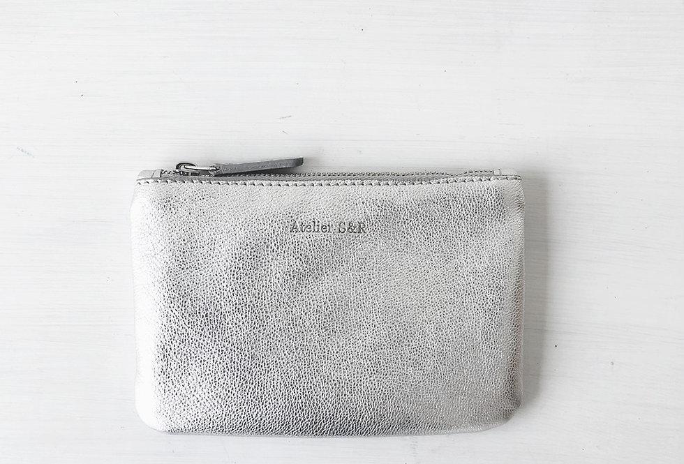Small Wallet Silver Atelier SR