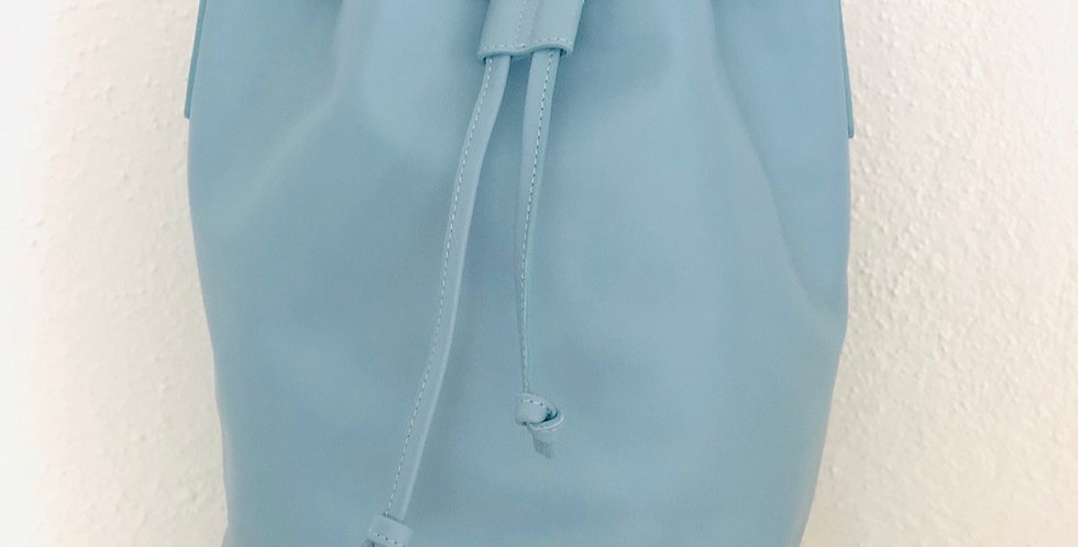Pure Bag Azzurro Front