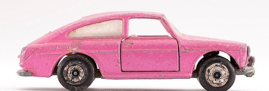Fotografie VW pink small