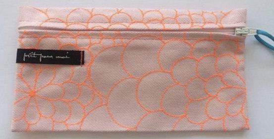 Simple Purse Mila Rose / Neon Orange