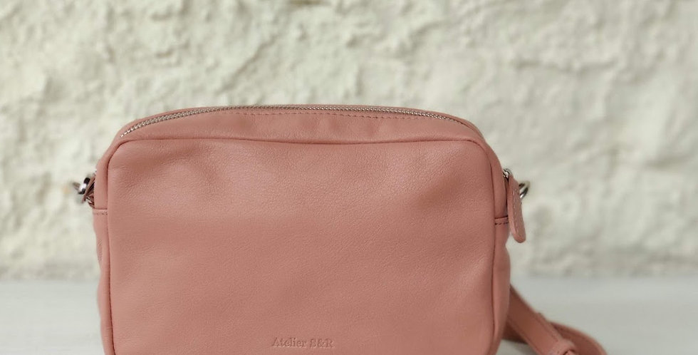 New Pouch Coral Cloud