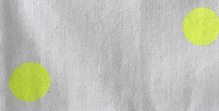 Japanisches Badetuch Dots - medium