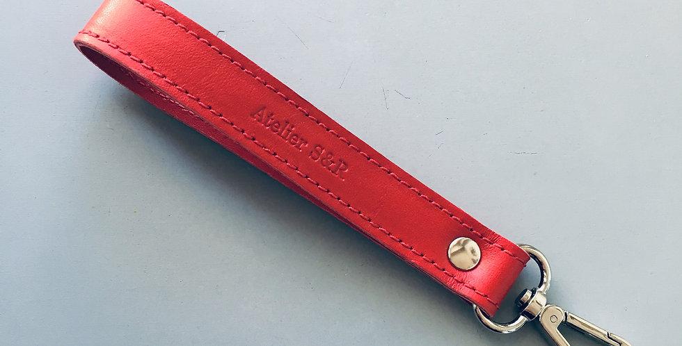 Keyholder long Red