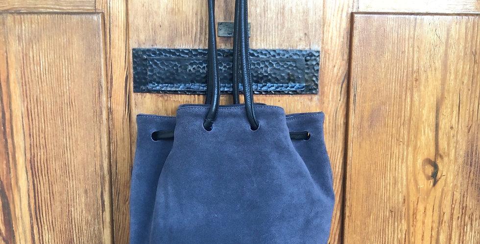 Romy Bag Suede Grey