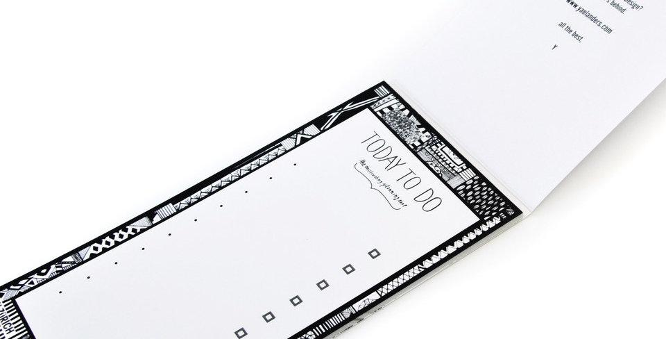 To Do List - White