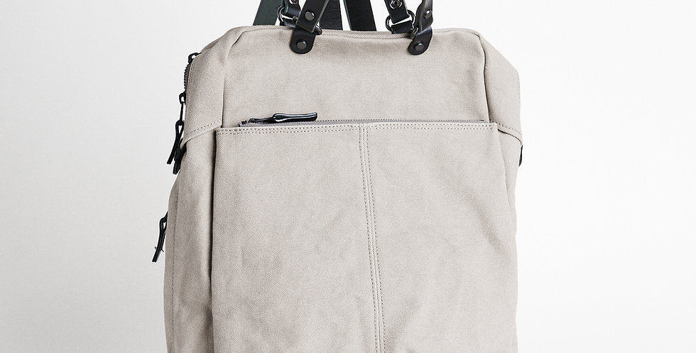 Baggy Port KBS-Backpack Grey