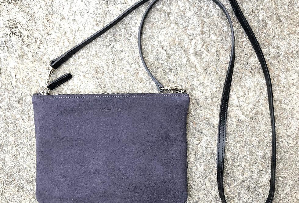 Little Bag Suede Grey