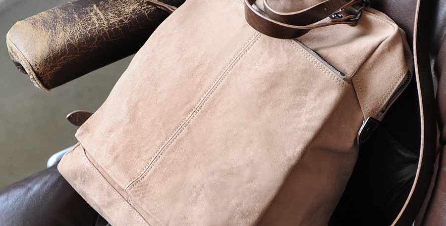 Baggy Port KBS-Backpack Beige
