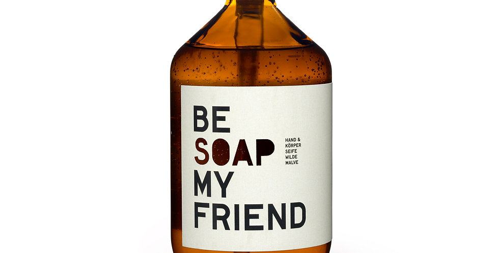 Be soap my friend - Flüssigseife