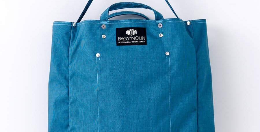 Bag'N'Noun Montana Toolbag Ocean Blue