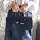 Atelier S&R Backpack Bag Navy Hand