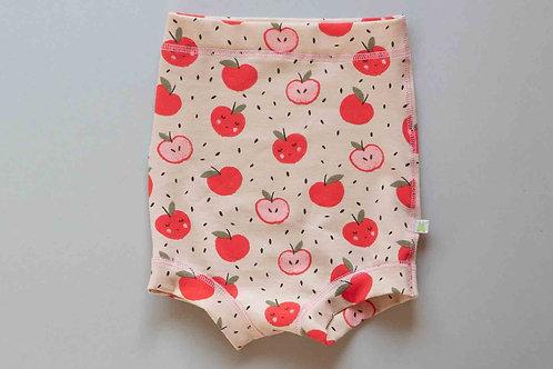 Drunter-und-Drüber-Hose - BIO - Apfelliebe