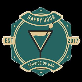 Happy Hour Service de Bar une entreprise qui offre le service de bar clé en main pour tous types d'événements.