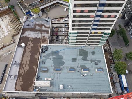 Baustelle: Zürich, WolkenWerk