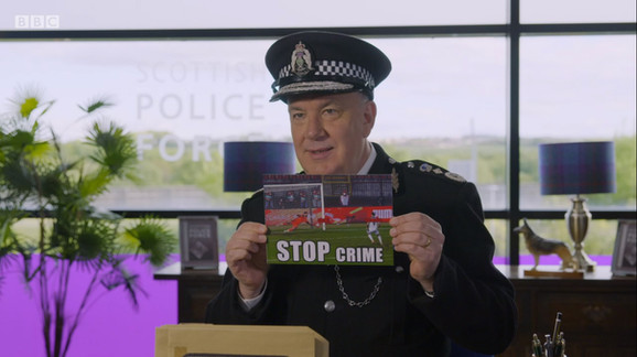 STOP Crime Meme Still