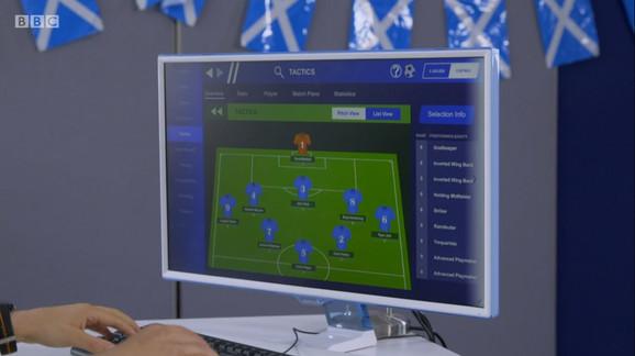 Football Manager Game Still