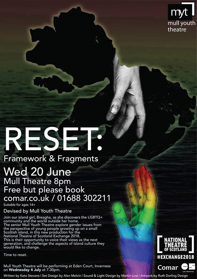 RESET: Framework & Fragments