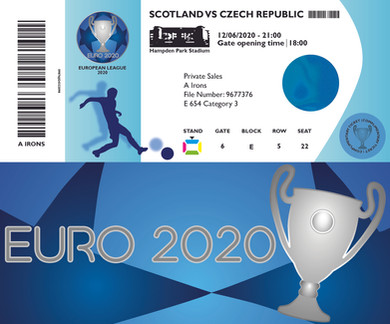 Euros Tickets