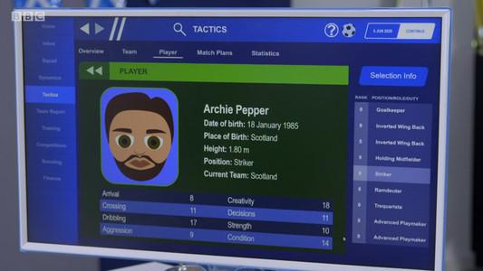 Football Manager Still